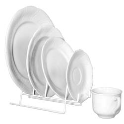 Vertical Dinner Setting Display Stand product image