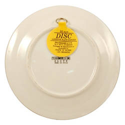Invisible Adhesive Disc for Plates product image